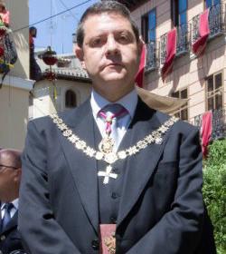 Podemos exigirá al socialista Page no asistir como presidente de Castilla La Mancha al próximo Corpus