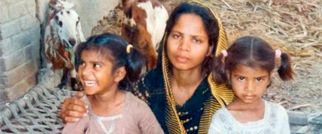 Asia Bibi: Suspendida la aplicación de la pena de muerte