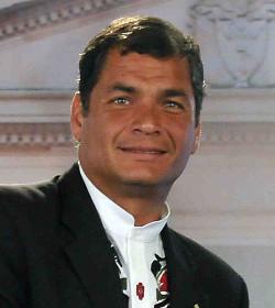 El presidente de Ecuador se «convierte» a la ideología del lobby gay