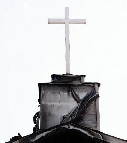 Oleada de incendios en iglesias afroamericanas tras el crimen de Charleston