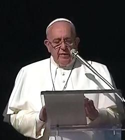 El Papa pide rechazar la mentalidad mundana para seguir a Cristo