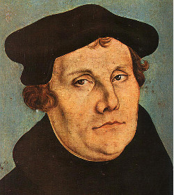 El heresiarca Martín Lutero tendrá una plaza en Roma