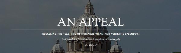 «Nos sentimos moralmente obligados a hablar contra la distorsión de la enseñanza católica»