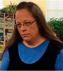 Ordenan liberar a la funcionaria cristiana presa por no casar homosexuales