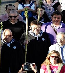 La Generalitat prohibirá por ley a los altos cargos acudir a actos religiosos y procesiones