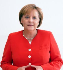 Ángel Merkel: «La fe en Dios me facilita muchas decisiones políticias»