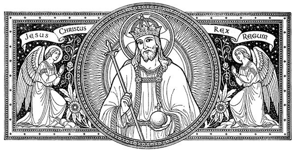 Cristo Rey, sin Él es imposible la paz del mundo
