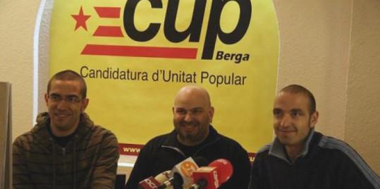 La extrema izquierda antisistema y secesionista propone eliminar todos los nombres católicos de las calles de Berga