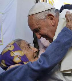 Papa Francisco: «Si quieres encontrar a Dios, búscalo en la humildad, búscalo en la pobreza»