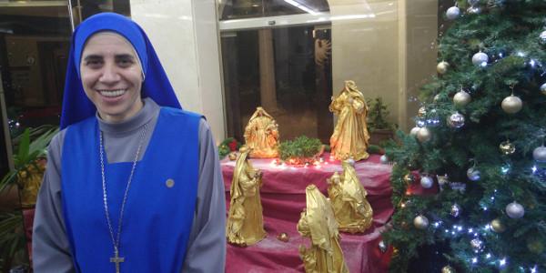 Hermana Guadalupe: «Pienso todos los días en el martirio como una novedad»