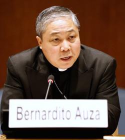 Mons. Auza pide al Consejo de Seguridad que haga algo para proteger a la población civil en zonas de guerra