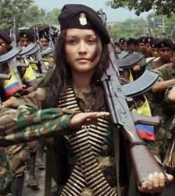 Las FARC pretenden hacer creer que no practican abortos contra la voluntad de sus guerrilleras