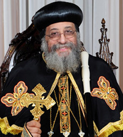 El Patriarca copto asegura que el terrorismo «no hace distinciones entre cristianos y musulmanes»