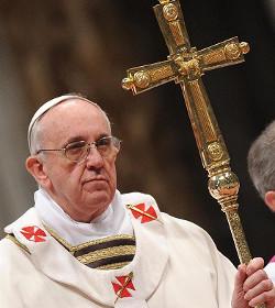 Papa Francisco: «Dejemos que el Señor nos libre de toda tentación que nos aleja de lo esencial de nuestra misión»