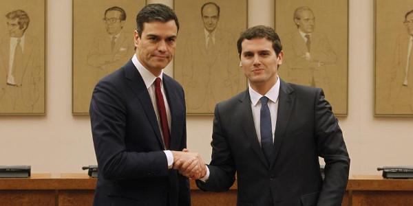 PSOE y Ciudadanos pactan revisar los Acuerdos de España con la Santa Sede