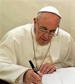 La exhortación apostólica «Amoris Laetitia» se publicará el 8 de abril
