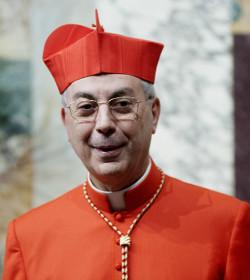 Cardenal Mamberti: «La libertad religiosa no se limita al interior de los templos»