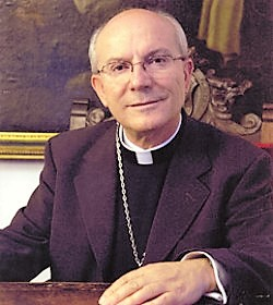 Mons. Amadeo Rodríguez Magro, nuevo obispo de Jaén