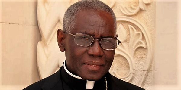 Cardenal Sarah: «Ningún pagano puede creer  lo que vemos aquí en Occidente» sobre el «matrimonio» homosexual