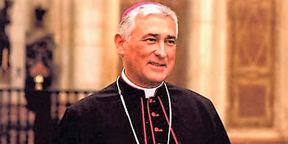 Mons. Zornoza pide perdón por lo ocurrido en el Santuario de la Virgen de África