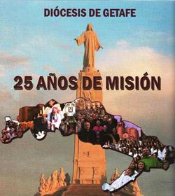 La Diócesis de Getafe publica un libro que repasa sus 25 años de historia