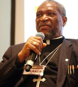 Mons. Bagobiri explica en la ONU el sufrimiento de los cristianos en el Norte de Nigeria a manos de Boko Haram