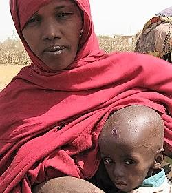 Quince millones de personas corren peligro de enfermar o morir de hambre en Etiopía por la sequía