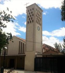 Roban un Sagrario con Hostias consagradas en una parroquia de Huesca