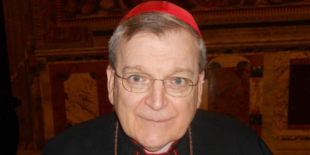 El cardenal Burke advierte que el Islam quiere gobernar el mundo