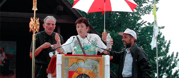 Ha fallecido Cármen Hernandez, iniciadora junto con Kiko Argüello del Camino Neocatecumenal