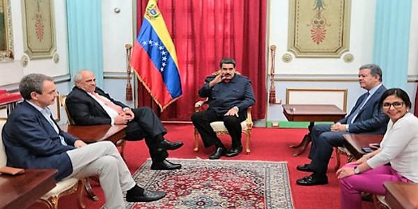 El Vaticano intervendrá en el proceso de diálogo entre gobierno y oposición de Venezuela