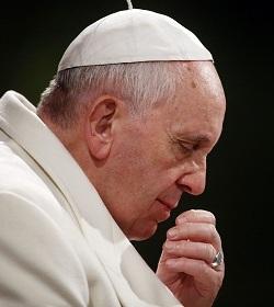 El Papa Francisco envía sus condolencias por la muerte del ex-presidente de Cuba, Fidel Castro