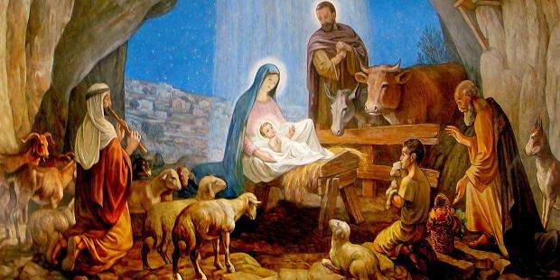 «Os ha nacido hoy, en la ciudad de David, un Salvador, que es Cristo el Señor»