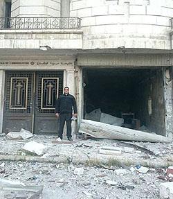 La población celebra el fin de los combates en Alepo con cantos y bailes