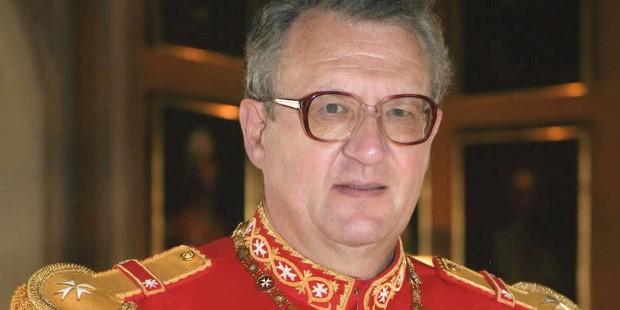 Dimite el Gran Maestre de la Soberana Orden de Malta a petición del Papa