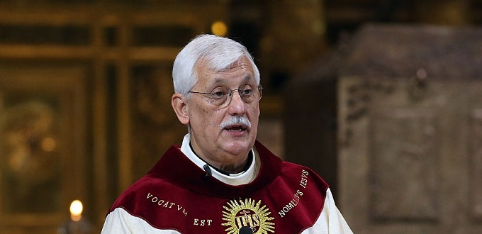 El superior de los jesuitas afirma que hay que «reinterpretar a Jesús»