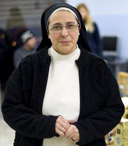 Sor Lucía Caram dice que de Roma le han hecho llegar «que esté tranquila»