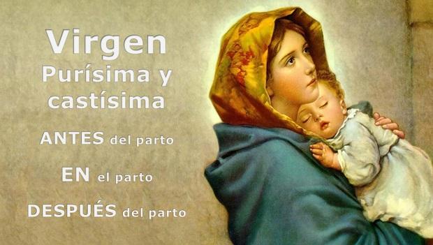Virginidad de María