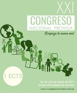 Pamplona acogerá la XXI edición del Congreso Nacional Provida de España