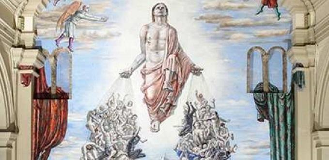 Promovió en 2007 la pintura en su Catedral de un gran mural homoerótico