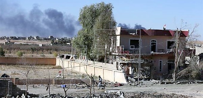 El Estado Islámico causó daños a la mayoría de las casas de los cristianos en la Llanura del Nínive