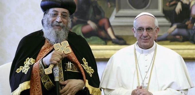 El Papa visitará Egipto