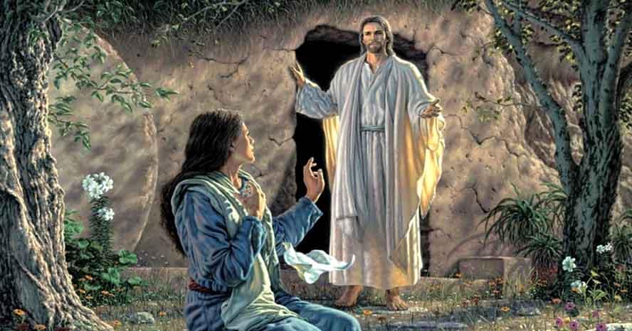 Jesús resucitó de entre los muertos