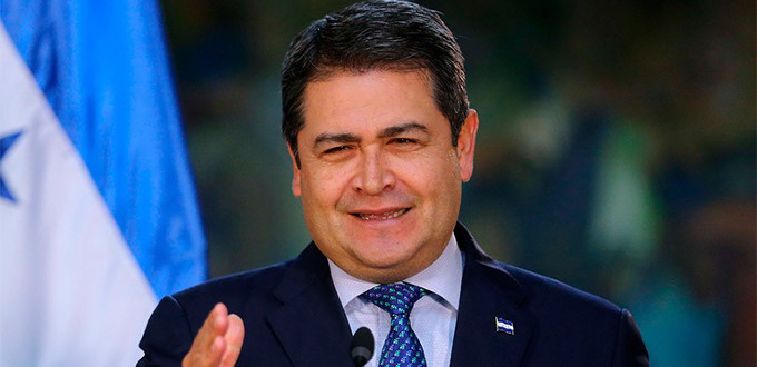El presidente de Honduras rechaza rotundamente la despenalización del aborto