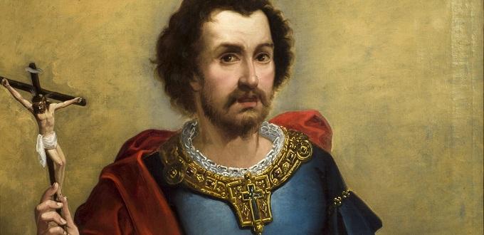 San Hermenegildo, mártir y patrono de los conversos