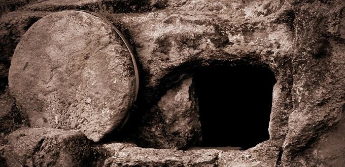 La tumba vacía de Jesús