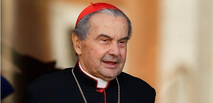 Cardenal Carlo Caffarra