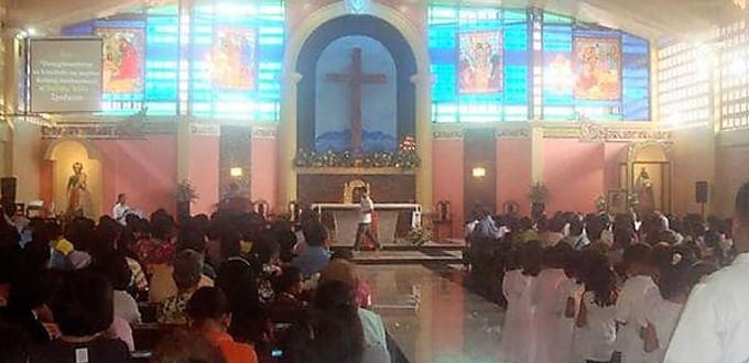 Se teme por la vida del sacerdote y los fieles secuestrados por un grupo terrorista filipino fiel al ISIS