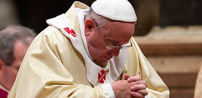 El Papa convoca a patriarcas y obispos católicos y ortodoxos de Oriente Medio a rezar en Bari por la paz