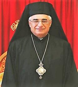 Joseph Absi, nuevo patriarca de la Iglesia greco-melquita